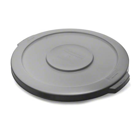 Rubbermaid® BRUTE® 44 Gal. Utility Container Lid - Red