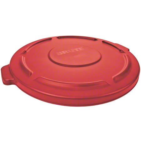 Rubbermaid® BRUTE® 32 Gal. Container Lid - Red