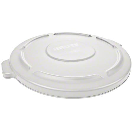 Rubbermaid® BRUTE® 32 Gal. Container Lid -White