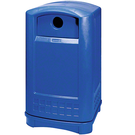 Rubbermaid® Plaza™ Container - 50 Gal., Bottle & Can