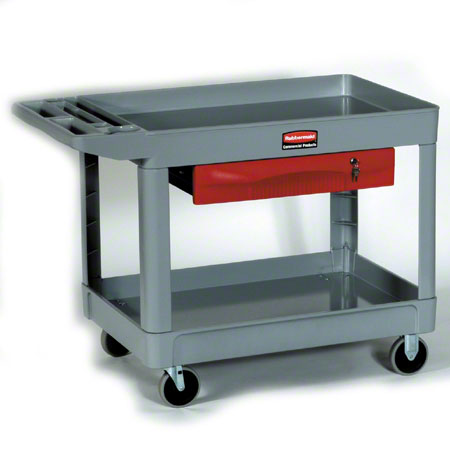 Rubbermaid® Single Full Extension Drawer - Red