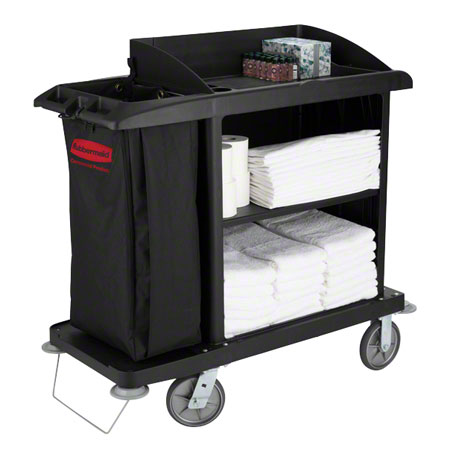 Rubbermaid® Housekeeping Cart - Compact Size