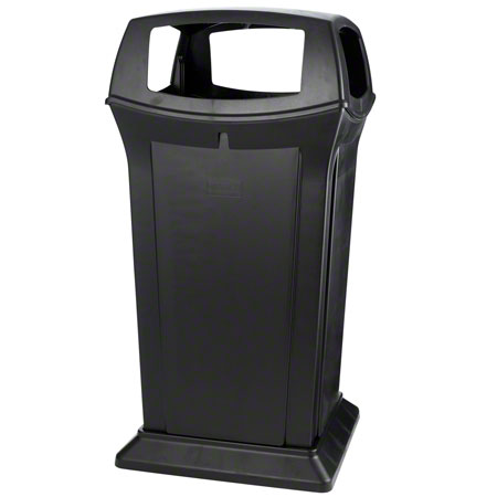 Rubbermaid® 65 Gallon Ranger® Container - Black