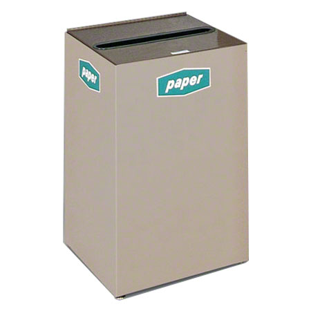 Rubbermaid® Recycling Cube - 22.5 Gal.
