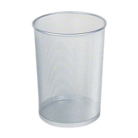 Rubbermaid® Concept Collection™ Open Top Wastebasket-SL