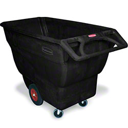 Rubbermaid® Structural Foam Tilt Truck - 3/4 cu yd.