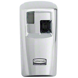Rubbermaid® Microburst® 3000 LCD Dispenser - Chrome