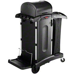 Rubbermaid® Executive Series™ Janitorial Cleaning Cart