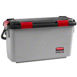 Rubbermaid® Executive HYGEN™ Microfiber Charging Bucket