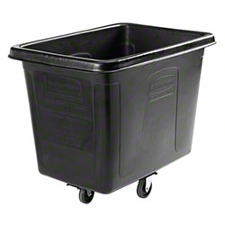 Rubbermaid® Executive Cube Truck w/Quiet Casters -16 cu ft