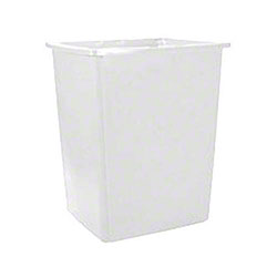 Rubbermaid® Glutton® Container Only - 56 Gal., Off White