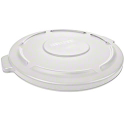 Rubbermaid® BRUTE® 20 Gal. Container Lid - White