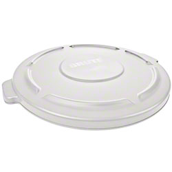 Rubbermaid® BRUTE® 55 Gal. Container Lid - White