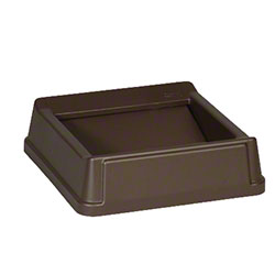 Rubbermaid® Untouchable® Square Top For 3568, 3569-Beige