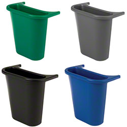 Rubbermaid® Wastebasket Recycling Side Bins
