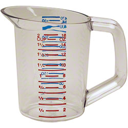 Rubbermaid® Bouncer® Measuring Cup - 1 Pt.
