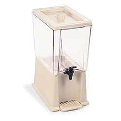 Rubbermaid® Beverage Dispenser - 3 Gal., Clear
