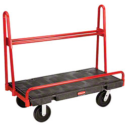 """Rubbermaid® A Frame Panel Truck - 24"""" x 48"""""""
