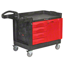 Rubbermaid® TradeMaster™ 4 Drawer & Cabinet - Small