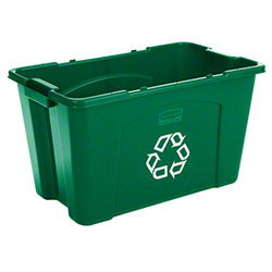 Rubbermaid® 18 Gallon Recycling Boxes