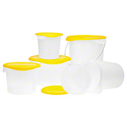 Rubbermaid® Round Storage Containers