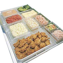 Rubbermaid® Cold Food Pans