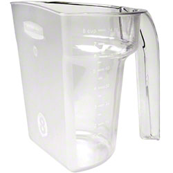 Rubbermaid® Safety Portioning Scoop - 8 Cup