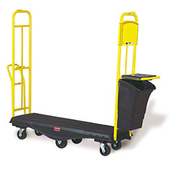 Rubbermaid® StockMate® Restocking Truck -Cardboard Sys.