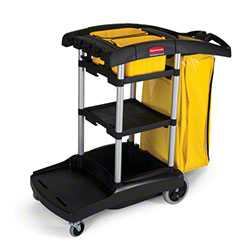 Rubbermaid® High Capacity Cleaning Cart