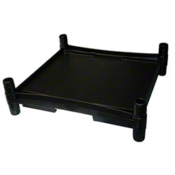 Rubbermaid® Middle Shelf For Hygen™ Cleaning Cart
