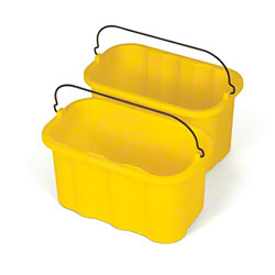 Rubbermaid® 10 Quart Disinfecting Caddy - Yellow