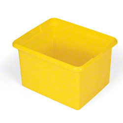 Rubbermaid® 30 Quart Storage Bin - Yellow