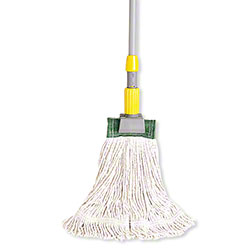 Rubbermaid® Super Stitch® Cotton Mop - Small, 1""