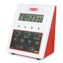 Rubbermaid® 4 Function Digital Timer