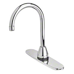 "Rubbermaid® Venetian 5.5"" Auto Faucet® 4"" Center - Kit 4"