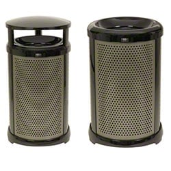 Rubbermaid® Infinity Round Waste Containers