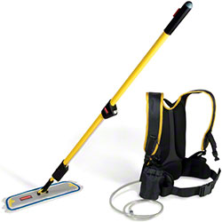 Rubbermaid® Flow™ Flat Mop Finish Kit