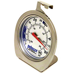 Rubbermaid® Refrigerator/Freezer Thermometer - -20 to 80°F