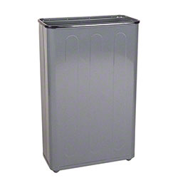 Rubbermaid® Open Top Rectangular Wastebaskets