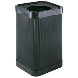 Safco® At-Your-Disposal® Wastebasket - 38 Gal., Black