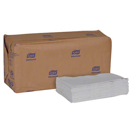 "Tork® Advanced Soft Minifold Dispenser Napkin - 12"" x 13"""