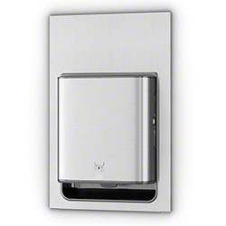 Tork® Matic Recessed Hand Towel Dispenser - Stainless