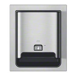 Tork® Matic In-Wall Recessed Hand Towel Dispenser - Stainless Steel