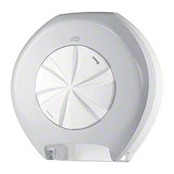 Tork® 3-Roll Tissue Dispenser For OptiCore® - White