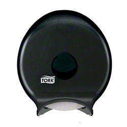 "Tork® Jumbo Roll Bath Tissue Dispenser - 12"", Smoke"