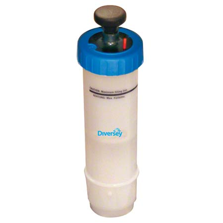 Diversey Pace® Solution Bottle - Blue