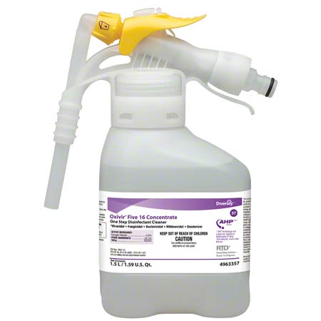 Diversey™ Oxivir® Five 16 Concentrate - 1.5 L RTD®