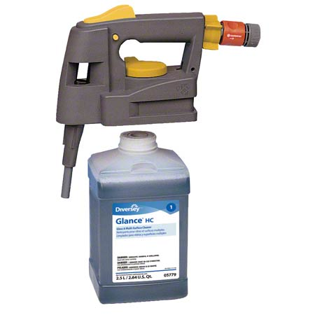 Diversey J-Fill® Portable Dispensing System - Gray