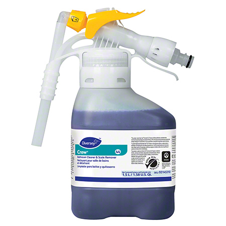 Diversey™ Crew® Bathroom Cleaner & Scale Remover
