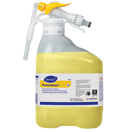 Diversey™ Prominence™ Heavy Duty Floor Cleaner - 5 L RTD®